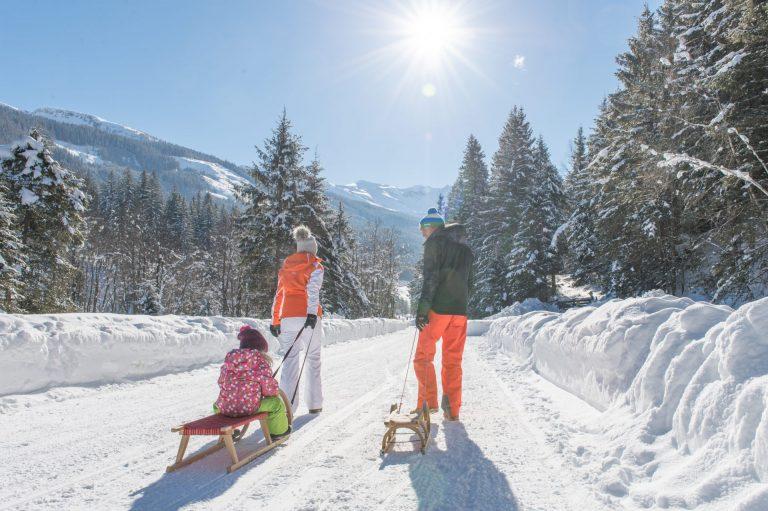 Skiurlaub Mariapfarr Fanningberg Carpe Solem