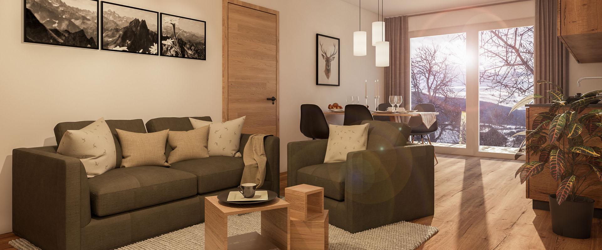 Appartement / Ferienwohnung kaufen Lungau