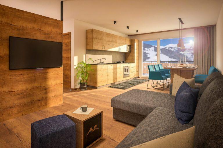Ferienwohnung Appartement Pinzgau Zell am See