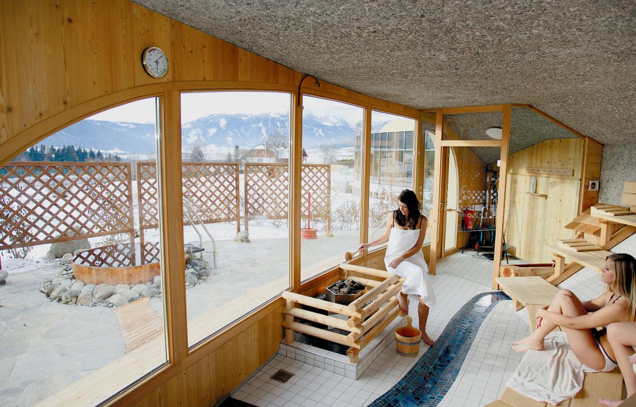 Hotel mit Sauna Lungau