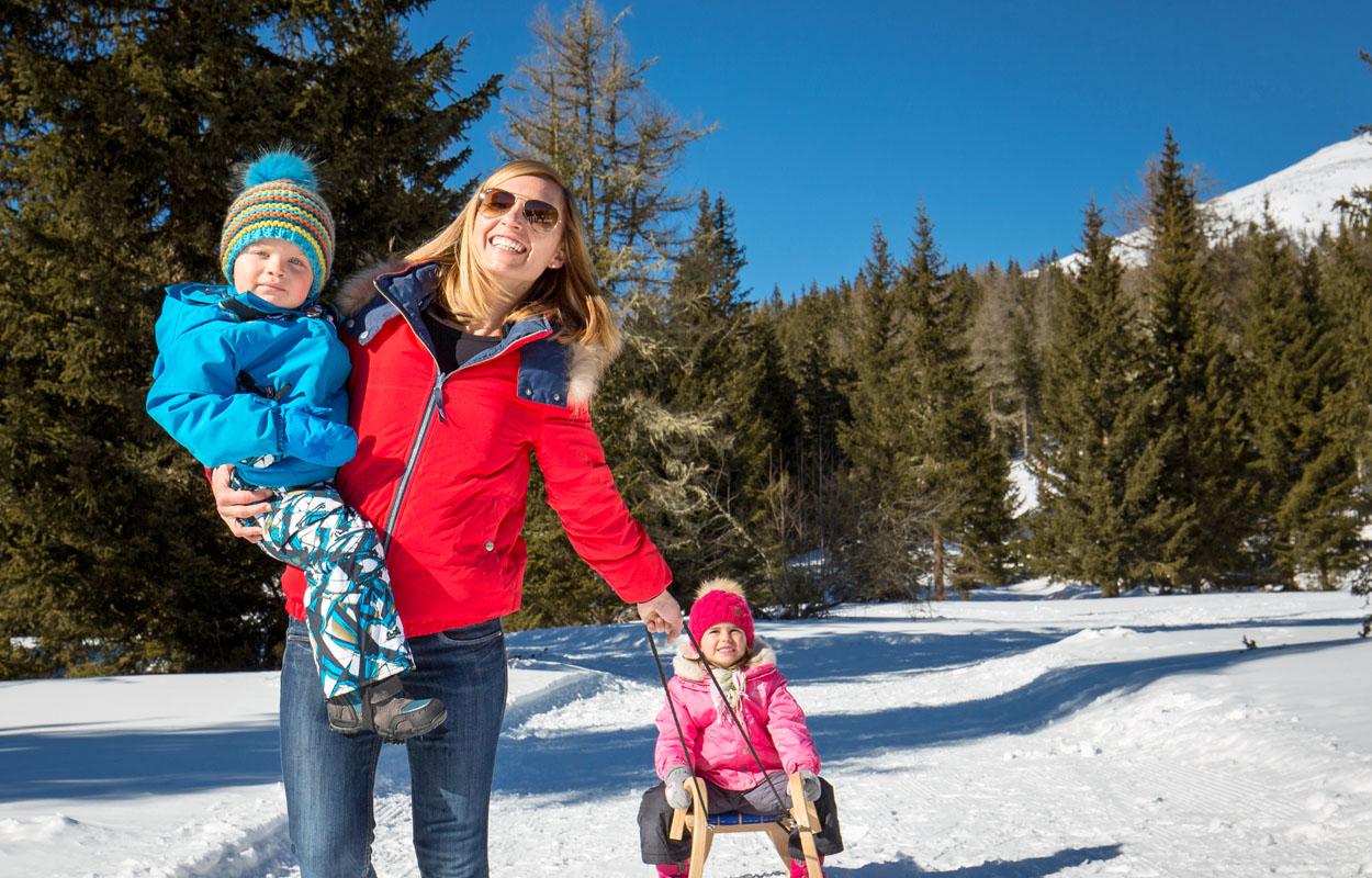 Winter Urlaub im Lungau in Mariapfarr