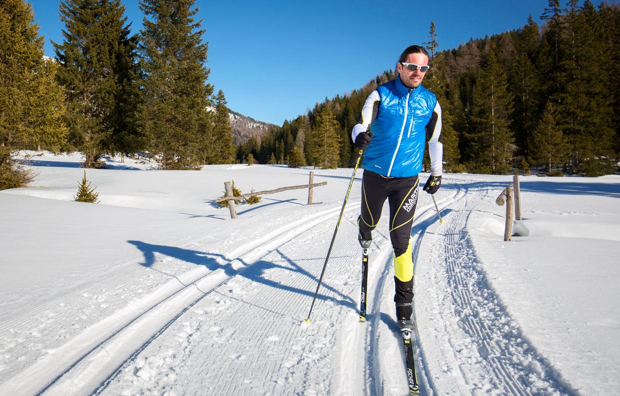 Langlaufen Mariapfarr Lungau - Winterurlaub